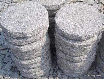 Round Flagstones Stepping Stones 163 0 00 Granite Products